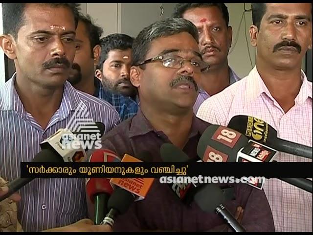 Dismissed M Panel employess to start strike again