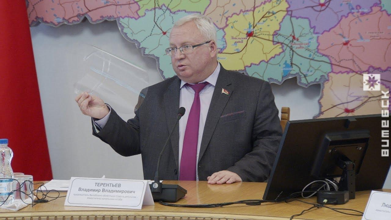 В Витебской области 38 медиков заразились коронавирусом (07.04.2020)