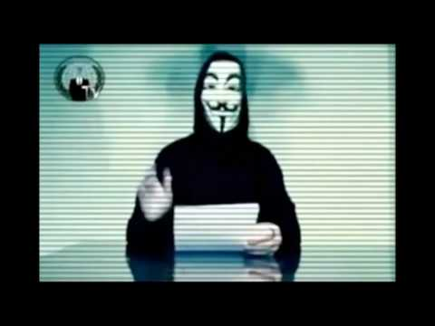Thumbnail: How to join Anonymous - A beginners guide