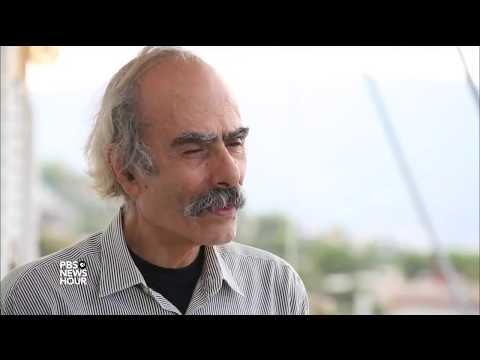 Greek physicist Petros Zografos and his Hydrogen Energy Machine