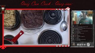 Quiz Can Cook - Quiz-ine! Proof of Concept, get on streamin' Sanguine