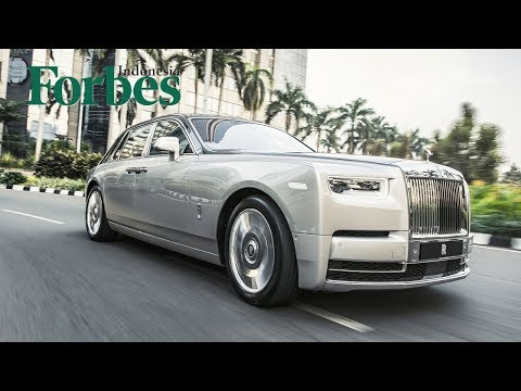 The New Rolls-Royce Phantom Indonesia Launch | Forbes Indonesia