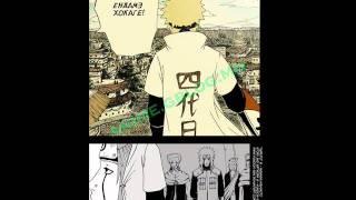 Naruto Manga 1 Yondaime story part1 Mongol