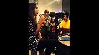 These Dreams - Heart (Live Acoustic Cover by Serendipity VIII Band) Diane Llanes