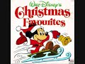 Walt Disney's Christmas Favourites (1958) -Full album-
