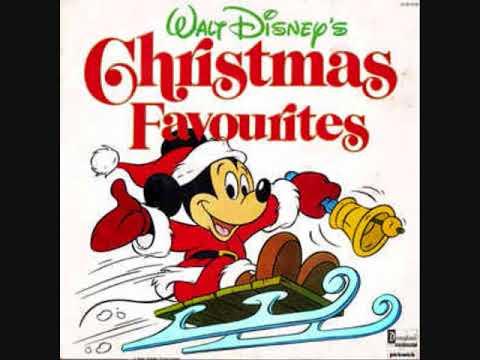 Walt Disney's Christmas Favourites (1958) -Full album-
