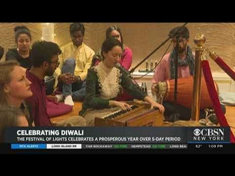 Diwali Celebrated With Food And Traditions