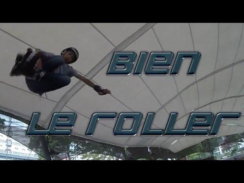 GOPRO: DEBUTER LE ROLLER/ROLLER FREESTYLE