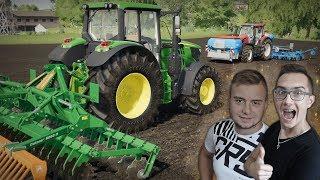 Farming Simulator 19 MP ✔ [ Od początku, do majątku #4 ] Nowe Nabytki, Talerzowanie & Siew Kukurydzy
