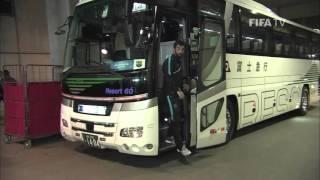 Fc barcelona team arrival - fifa club ...