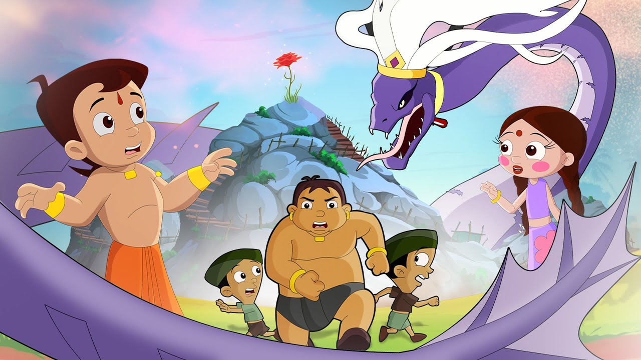 Download Chhota Bheem - The Dragon Adventure | Cartoon for Kids in Hindi | Fun Kids Videos