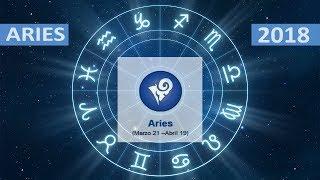 Horóscopo de Aries- 2018- Marzo 21 – Abril 19
