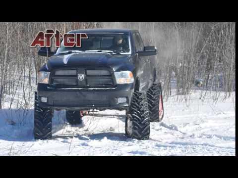 Truck On Tracks Youtube