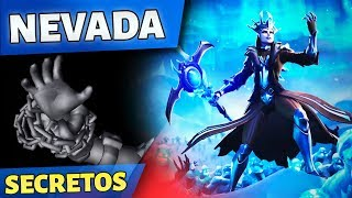 Secrets Of Nevada After The Ice Storm - Fortnite To Season 8