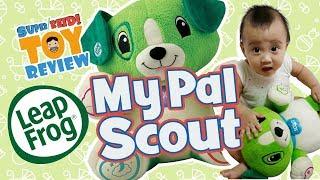 Toy Review: LeapFrog's My Pal Scout | Super Reid! #SuperReid