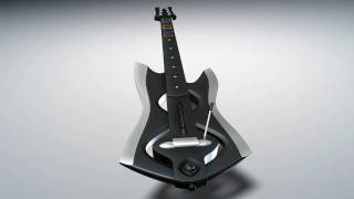 Guitar Hero Warriors of Rock | hardware trailer XBox 360 Activision
