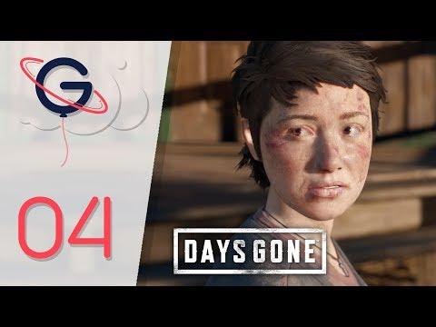 DAYS GONE FR #4 : La Survivante