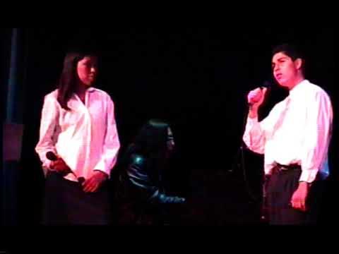 Montezuma Creek, Utah (Whitehorse High School) 2000 musical performance