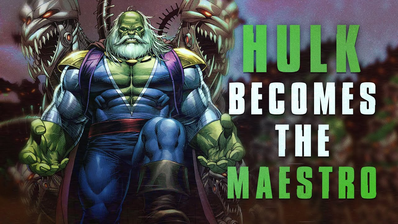 Hulk Becomes The Maestro
