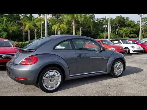2016 Volkswagen Beetle Orlando, Sanford, Kissimme, Clermont, Winter Park, FL 4292P