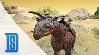Ark Survival Evolved - Season 2-60- Kibble Tame Paraceratherium/Paracer