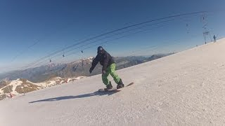 Snowboarding 2013 PRO Rider with GoPro (full HD)