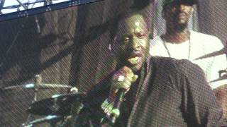 "Johnny Gill ""It Would Be You"" @ #BmoreAAF"