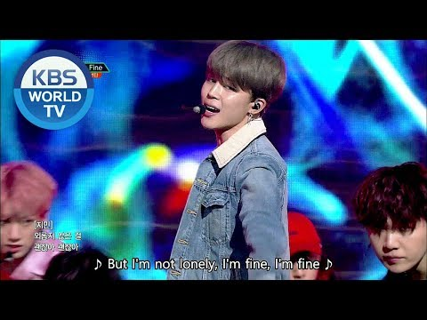 BTS (방탄소년단) - I'm Fine [Music Bank COMEBACK /2018.08.31]