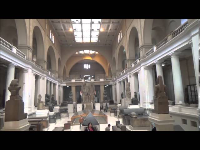 EGYPTIAN MUSEUM (CAIRO, EGYPT)