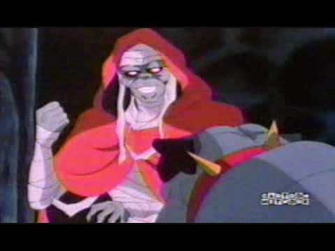 The Ancient Spirits of Evil Punish Mumm-Ra