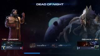 StarCraft II Co-Op: Mengsk vs Brutal+