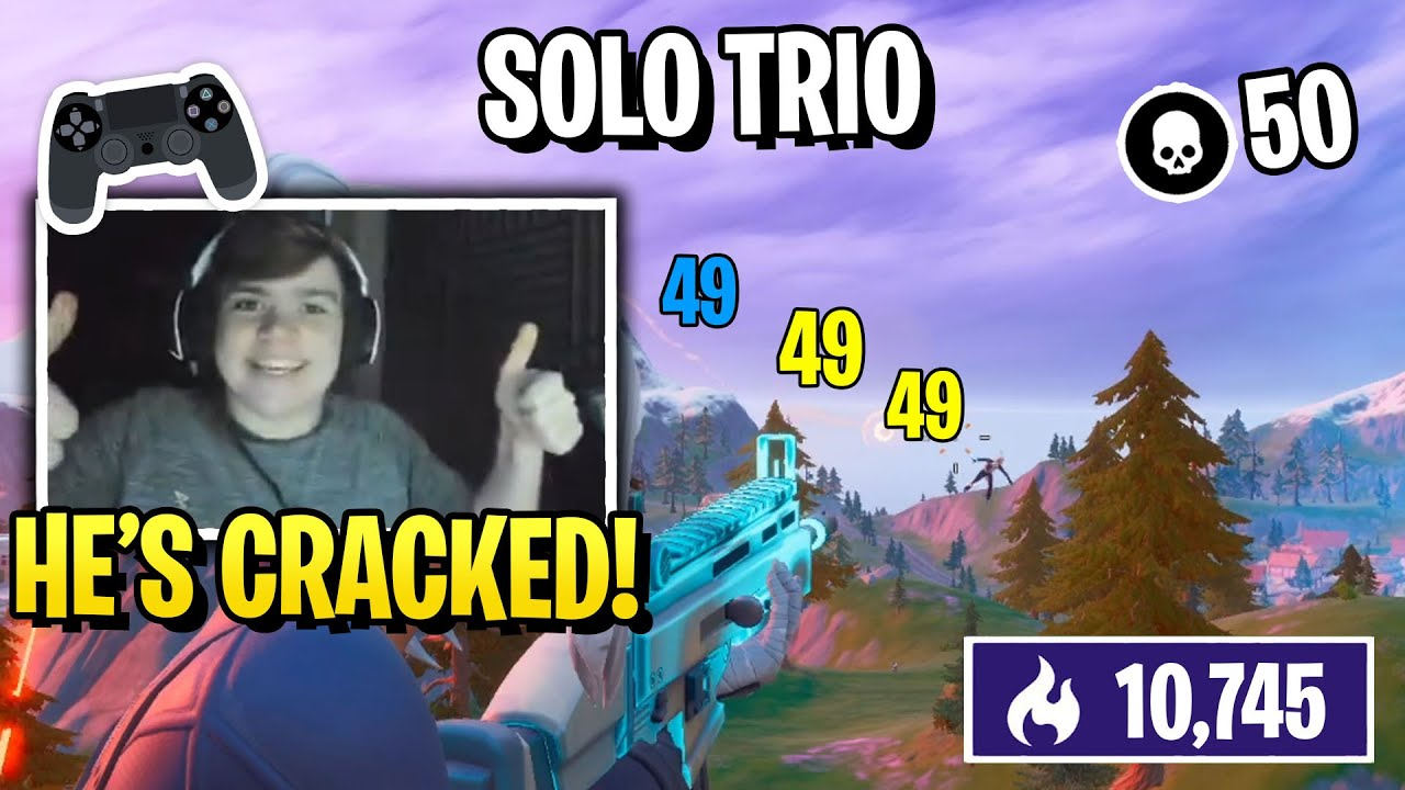 Reet Goes Full Tryhard Mode in Solo Trio Arena and Going For a 50 Bomb!
