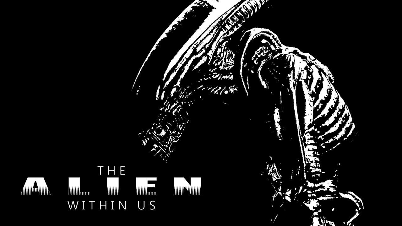 The Alien Within Us (GTA 5 Movie Machinima) Alien Horror Movie