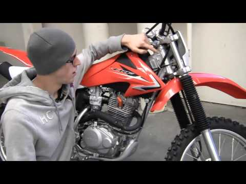 How to find the VIN Number on a Dirt Bike- GearHead.com
