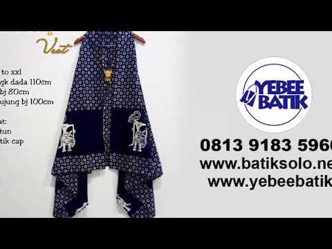 Seragam Batik Kantor | 0813 9183 5966