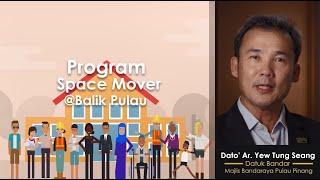 Program Space Mover@Balik Pulau