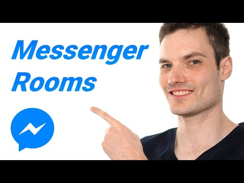 How To Use Messenger Rooms