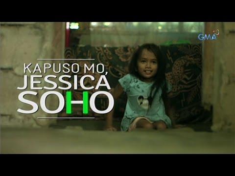 Kapuso Mo, Jessica Soho: 9 year-old crippled girl uses improvised stroller to go to school