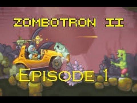 petite vid o sur le jeu de zombie qui fait le plus peur au monde zombotron 2 youtube. Black Bedroom Furniture Sets. Home Design Ideas