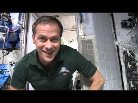 Tom Marshburn Talks Life Onboard Station
