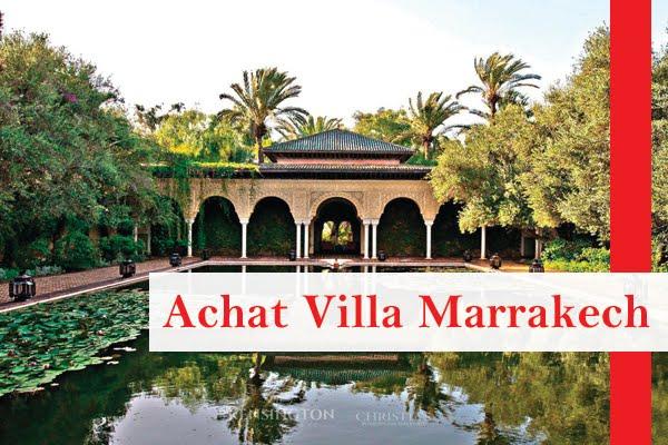 achat villa marrakech vente villa marrakech achat villa de luxe maroc youtube. Black Bedroom Furniture Sets. Home Design Ideas
