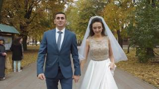 Венчание Георгия и Ольги 20.10.2017