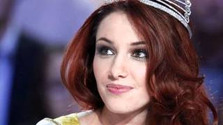 Miss Universe 2012 - Ravishing Red haired Delphine - France