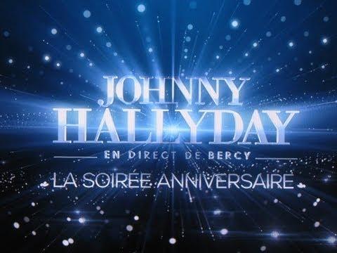 Concert Johnny Hallyday sur TF1 le 15 juin 2013 à Bercy Anniversaire 70 ans ! (by JMD)
