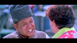 Aadab Hyderabad Movie || Hilarious Comedy Between Hyder Ali & His Neighbour