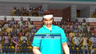 Virtua Tennis World Tour PSP Gameplay HD