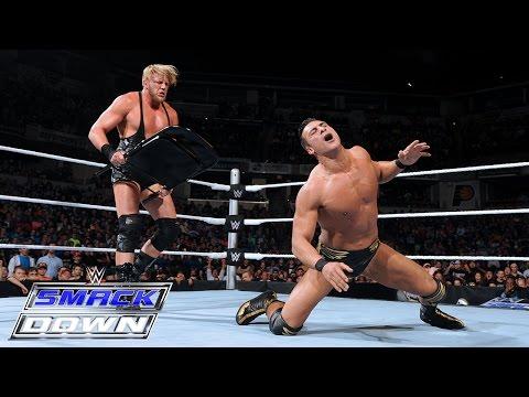 Jack Swagger Vs. Alberto Del Rio: SmackDown — 26. November 2015