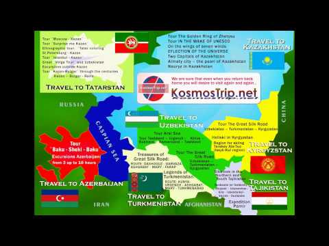 travel to turkmenistan