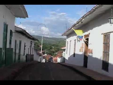 Barichara- el pueblo más bonito de Colombia
