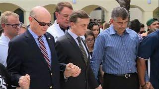 Silence for Miami Bridge Collapse Victims